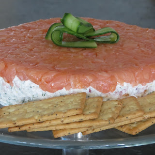 Smoked Salmon Dill Mousse Recipes