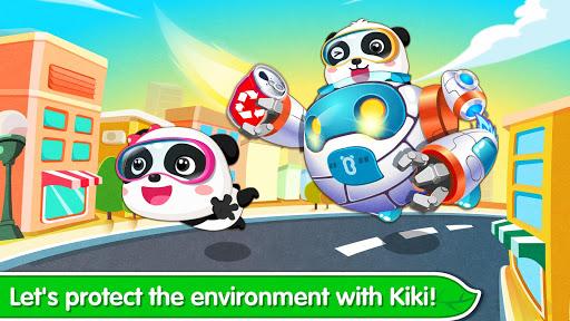 Little Panda Green Guard For PC