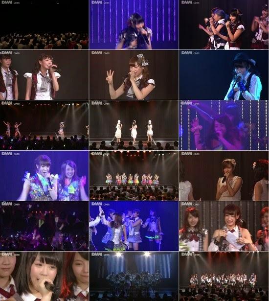 "(LIVE)(公演) NMB48 チームM ""RESET"" 三田麻央の生誕祭 140910"