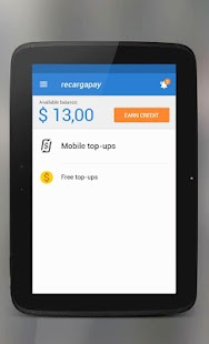 RecargaPay: Top up your mobile APK for Blackberry