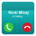 Call From Nicki Minaj Prank APK Image