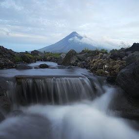The Water Source by Dacel Andes - Landscapes Mountains & Hills ( dacel, wkendshutterph, microidea creations )