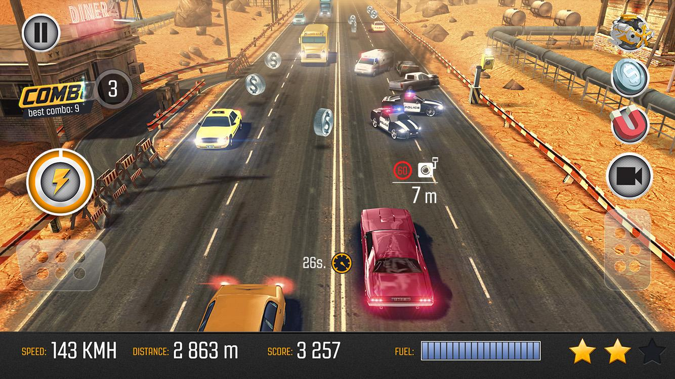 Road Racing: Traffic Driving Screenshot 16