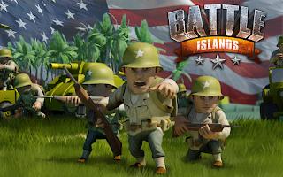 Screenshot of Battle Islands