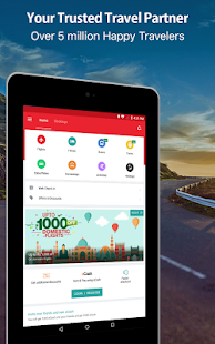 Download Android App Yatra- Flight Hotel Bus Train for Samsung
