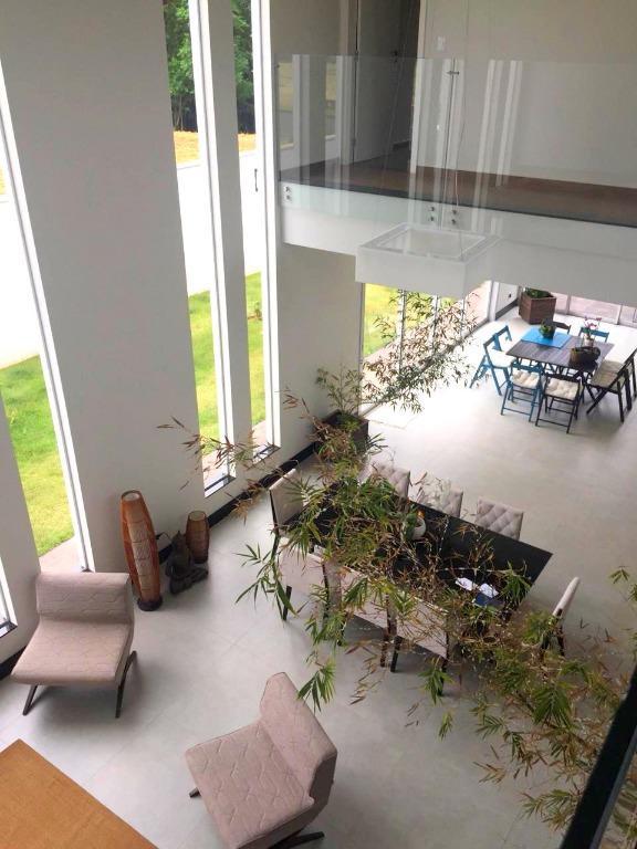 Casa com 3 dormitórios à venda, 378 m² por R$ 1.650.000 - Condomínio Villa Toscana