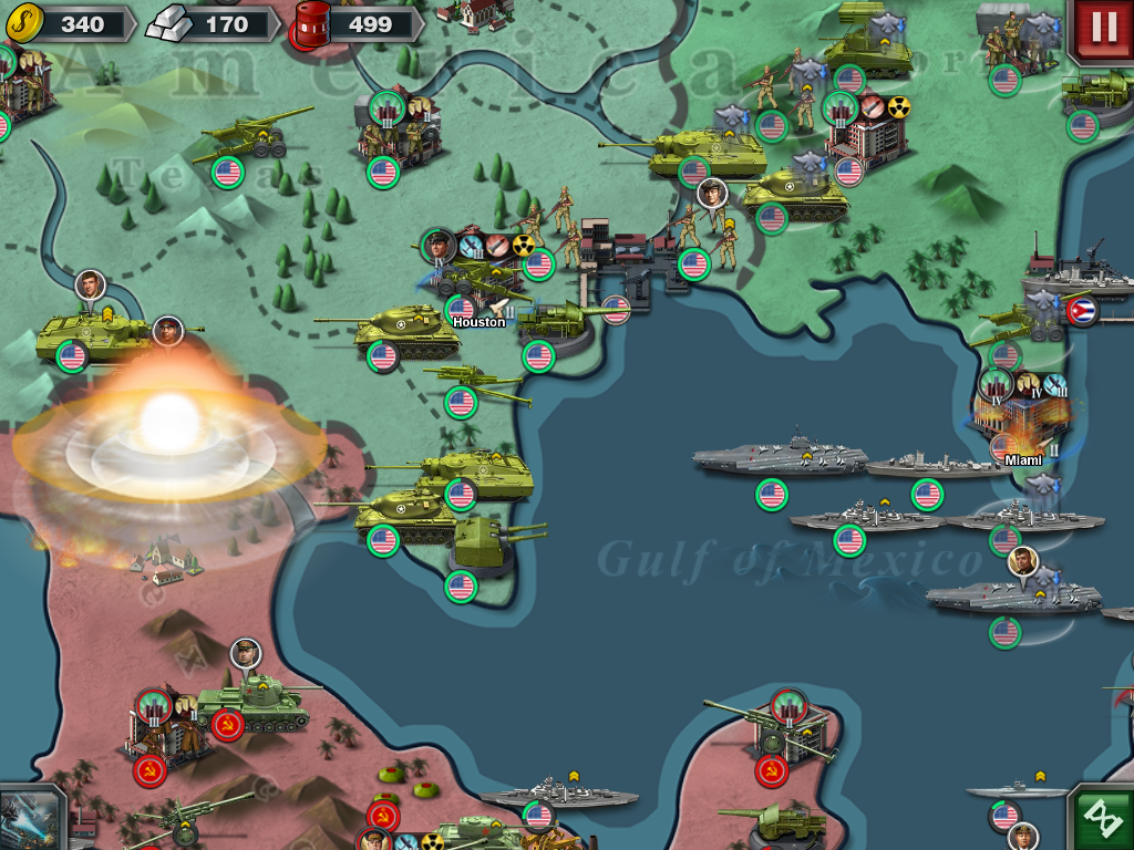 World Conqueror 3 Screenshot 9