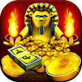 Download Pharaoh Gold Coin Party Dozer APK to PC