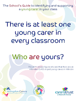 School guide to noticing young carers in school