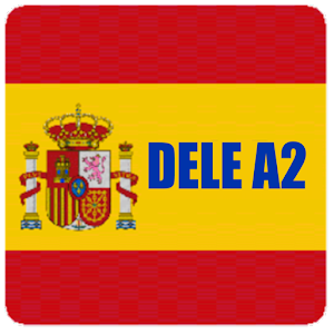A2 DELE exam preparation Spanish Nationality APK Icon