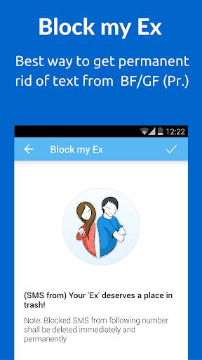 #1 SMS Blocker. Award winner! - screenshot