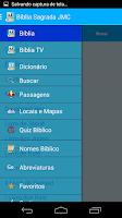 Screenshot of Biblia Sagrada do Varão JMC.