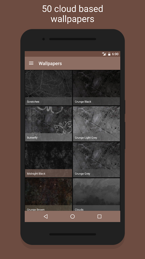 Ruggy - Icon Pack Screenshot 3
