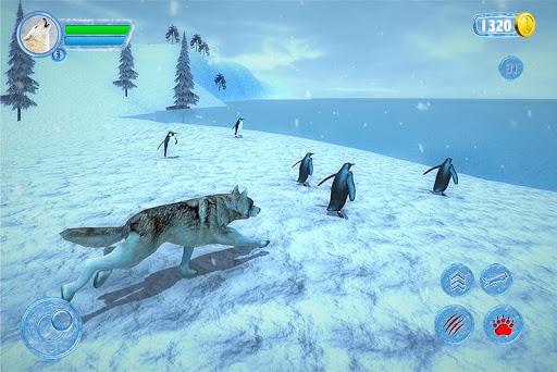 Arctic Wolf Sim 3D
