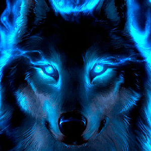 Wolf Live Wallpaper For PC