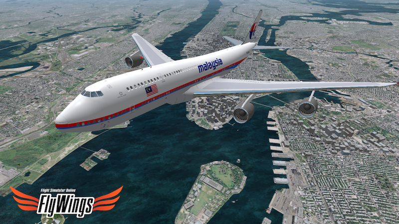 Flight Simulator Online 2014 screenshots