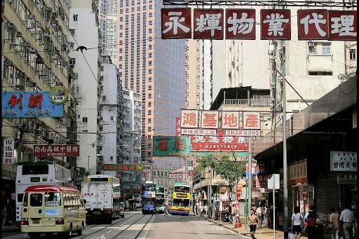 Des Voeux Road West Serviced Apartments
