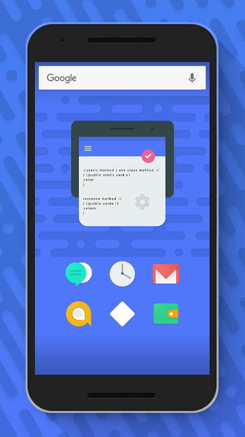 Ango - Icon Pack Screenshot 2