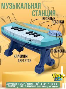 Музыкальные инструменты серии Город Игр, GN-12601