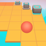 Pocket Rolling Ball Icon