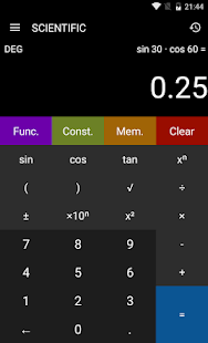 Calculator² - screenshot