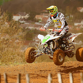 Number 112 by Gérard CHATENET - Sports & Fitness Motorsports