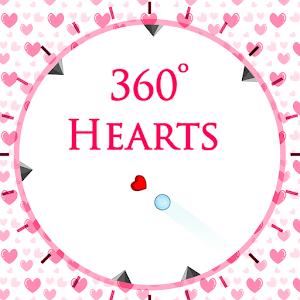 360 Hearts ❤️ For PC (Windows & MAC)