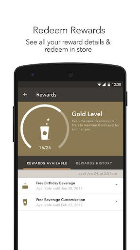 Starbucks India screenshot 4