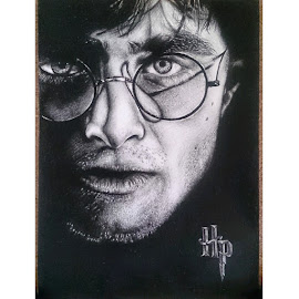 Harry Potter by Hannah Cook - Drawing All Drawing