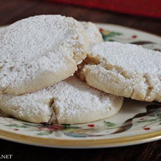 Soft Almond Cookies Recipes