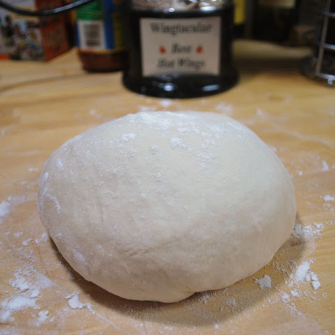 Basic Pizza Dough