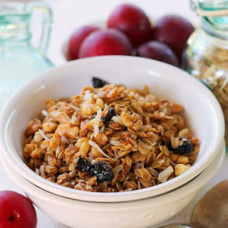 Granola In Crock Pot Recipes