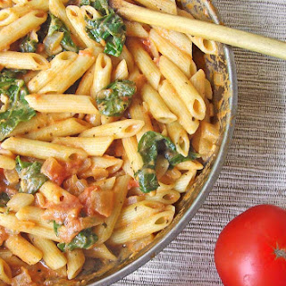 Penne Pasta Diced Tomatoes Recipes