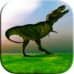 Dinosaur Scratch and Paint - Free Game for Kids Icon