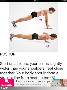 Exercises to Lift Your Boobs - screenshot