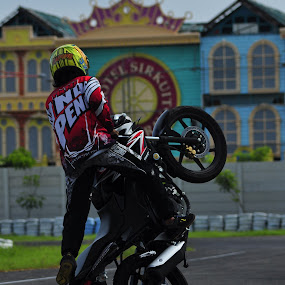 by Haddy Hartono - Sports & Fitness Motorsports