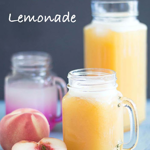 Peach Lemonade Recipe With Sage