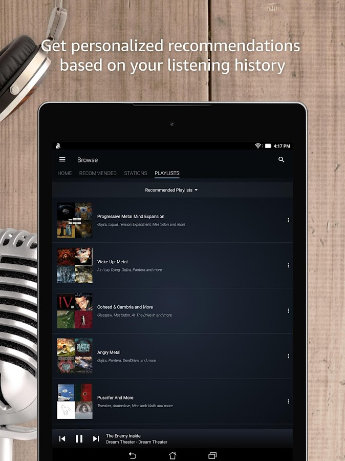 Amazon Music Screenshot 6