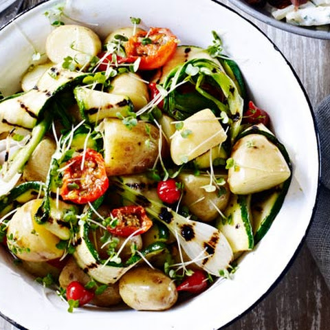 Vegetable And Potato Salad