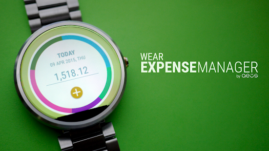Wear Expense Manager
