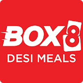 BOX8 - Food Delivery | Order Online