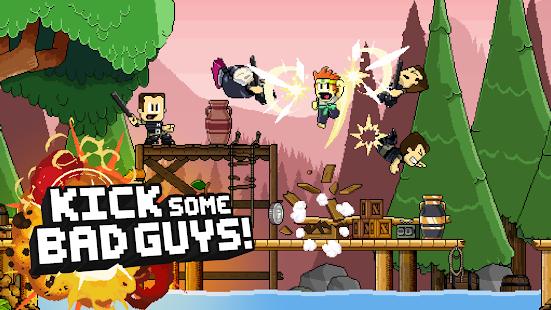 Game Dan the Man: Action Platformer apk for kindle fire