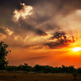 by Dinesh Pandey - Landscapes Sunsets & Sunrises