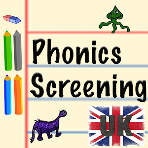 Phonics Screening Check UK