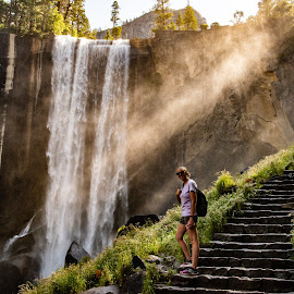 Yosemite by Sabastian L - People Street & Candids