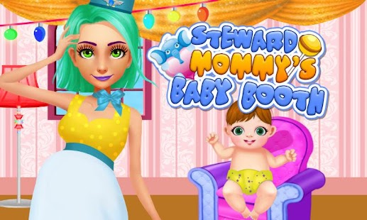 Steward Mommy's Baby Booth - screenshot