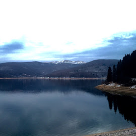 Mavrovo Lake by Arber Shkurti - Novices Only Landscapes