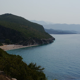 Gjipe beach by Arber Shkurti - Novices Only Landscapes