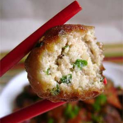 Chinese Fish Balls with Vegetables