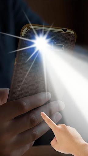 Flashlight for Samsung screenshot 2
